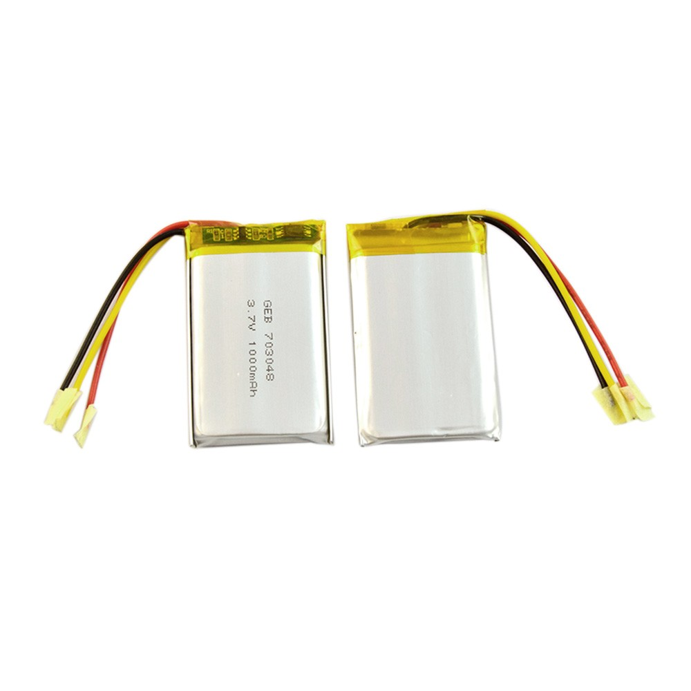High capacity lipo battery