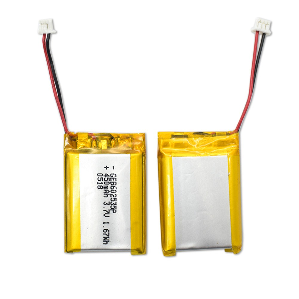 lithium polymer battery 3.7