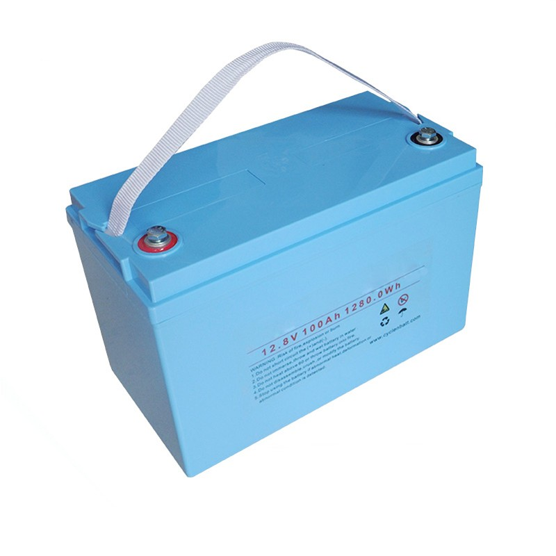 12V 100Ah lifepo4 energy storage battery pack lithium ion power storage solar battery box for solar system