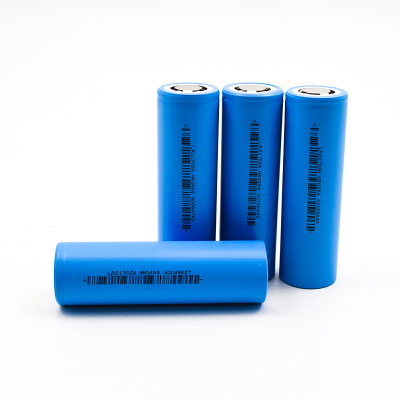 3.7v 4000mah 21700 5C Cylinder li-ion battery