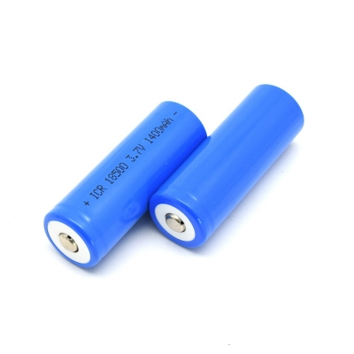 icr18500 1400mah li-ion cylindrical battery for digital products