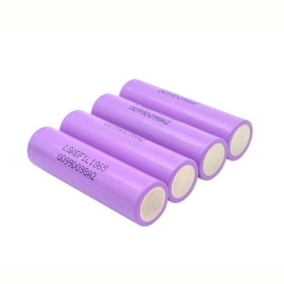 3.7v 3400mah 1.5C 18650 F1L rechargeable li-ion battery