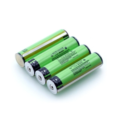 3.7v 3400mAh NCR18650B  Lithium ion Rechargeable Battery